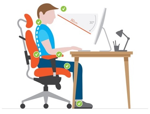 Outstanding The 3 Best Ergonomic Office Chairs Facts Chronicle Inzonedesignstudio Interior Chair Design Inzonedesignstudiocom