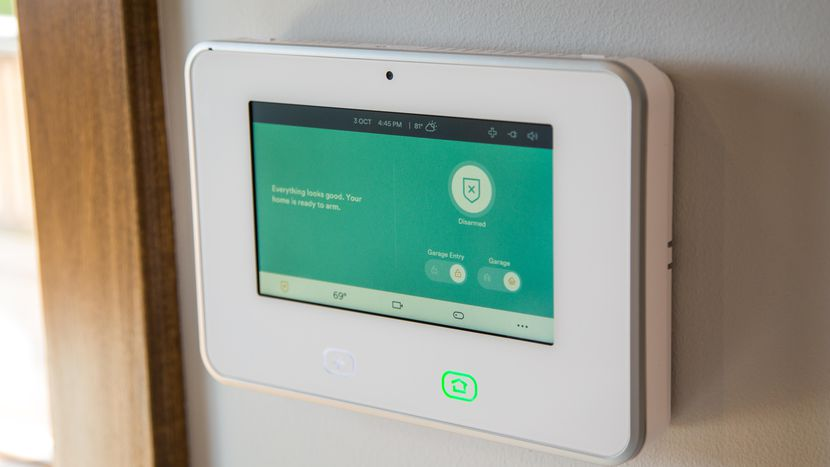 Vivint Smart Home Security System How Strong