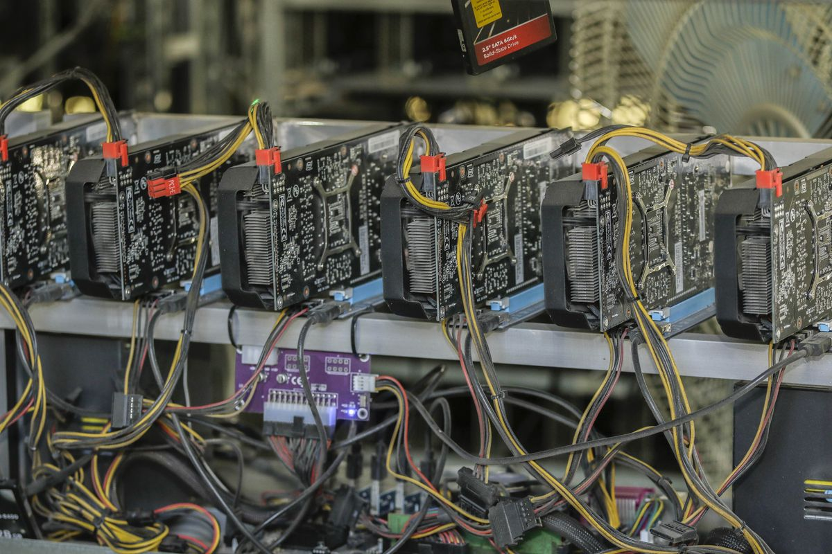 Top cryptocurrency mining tools