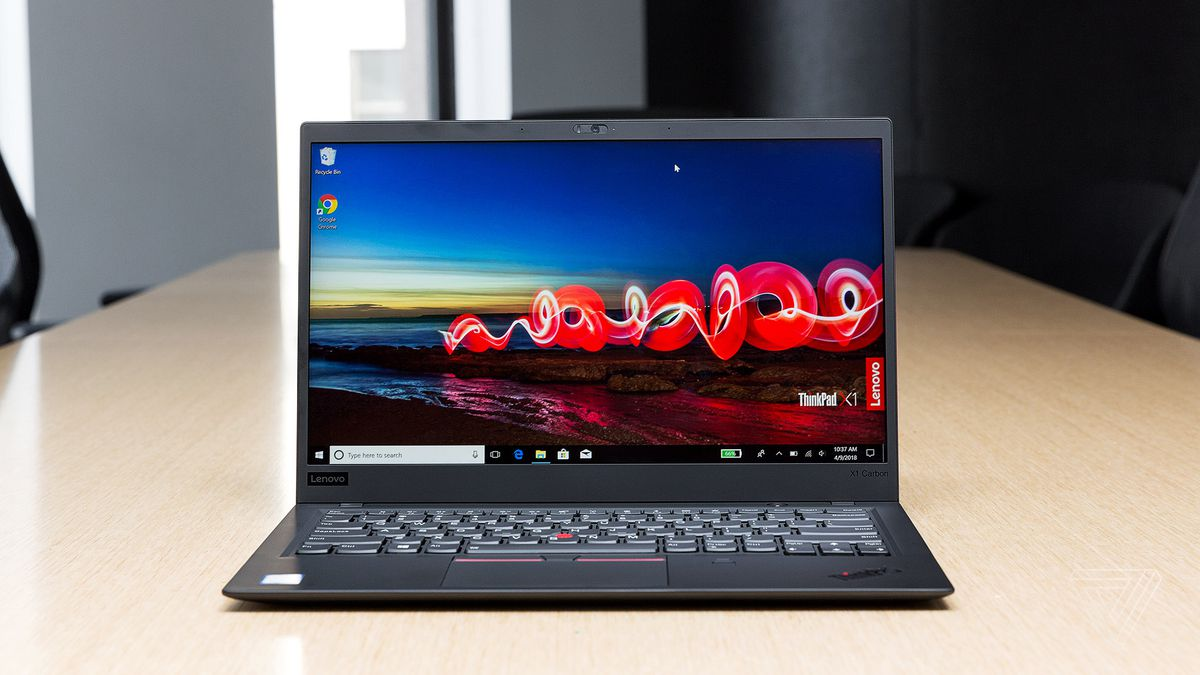 Lenovo ThinkPad X1 Carbon 6th Gen - The Lord Of Business