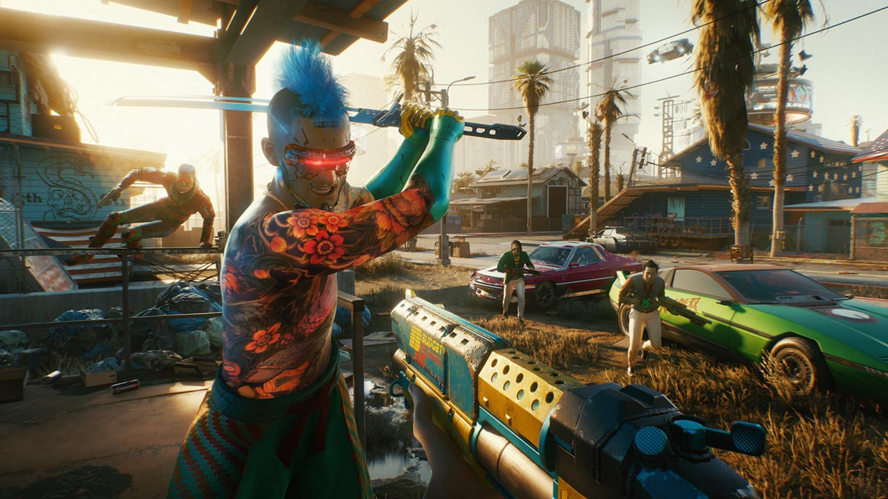 Cyberpunk 2077: How to Fix Low FPS, Lag, Crashes, Freezes, and other  performance issues